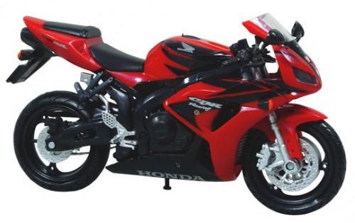 【青島文化教材社】[完成品摩托車模型] 1/12比例 Honda CBR1000RR