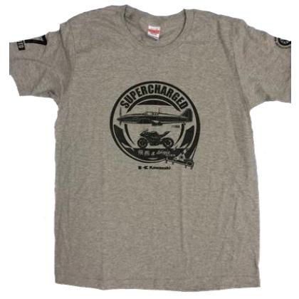 【KAWASAKI 川崎】飛燕&H2R 聯名T恤【120周年記念 飛燕商品】