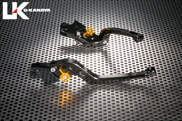 【U-KANAYA】可潰式R Type 鋁合金切削加工拉桿組