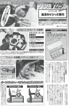 【KN企劃】普立珠組【20×15】 速可達套件【ADDRESS V125】