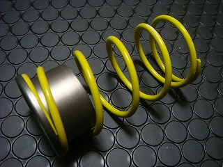 強化離合器大彈簧 【黄色/中】