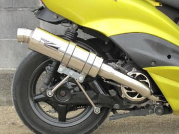 【KN企劃】Hot Lap  Type109 不銹鋼全段排氣管  CygnusX (O2 Sensor車輛) - 「Webike-摩托百貨」
