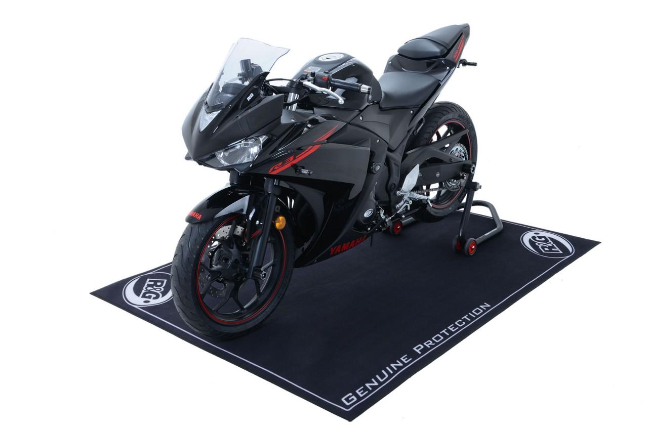 【R&G】Motorcycle Workshop Mat 摩托車地墊