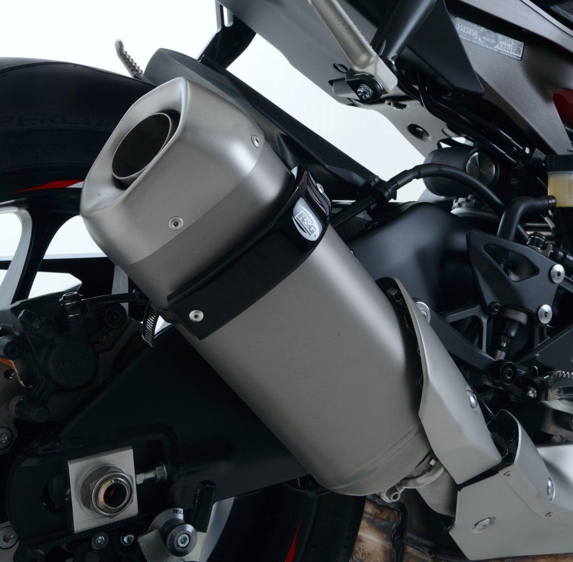 【R&G】排氣管 保護滑塊 (防倒球)