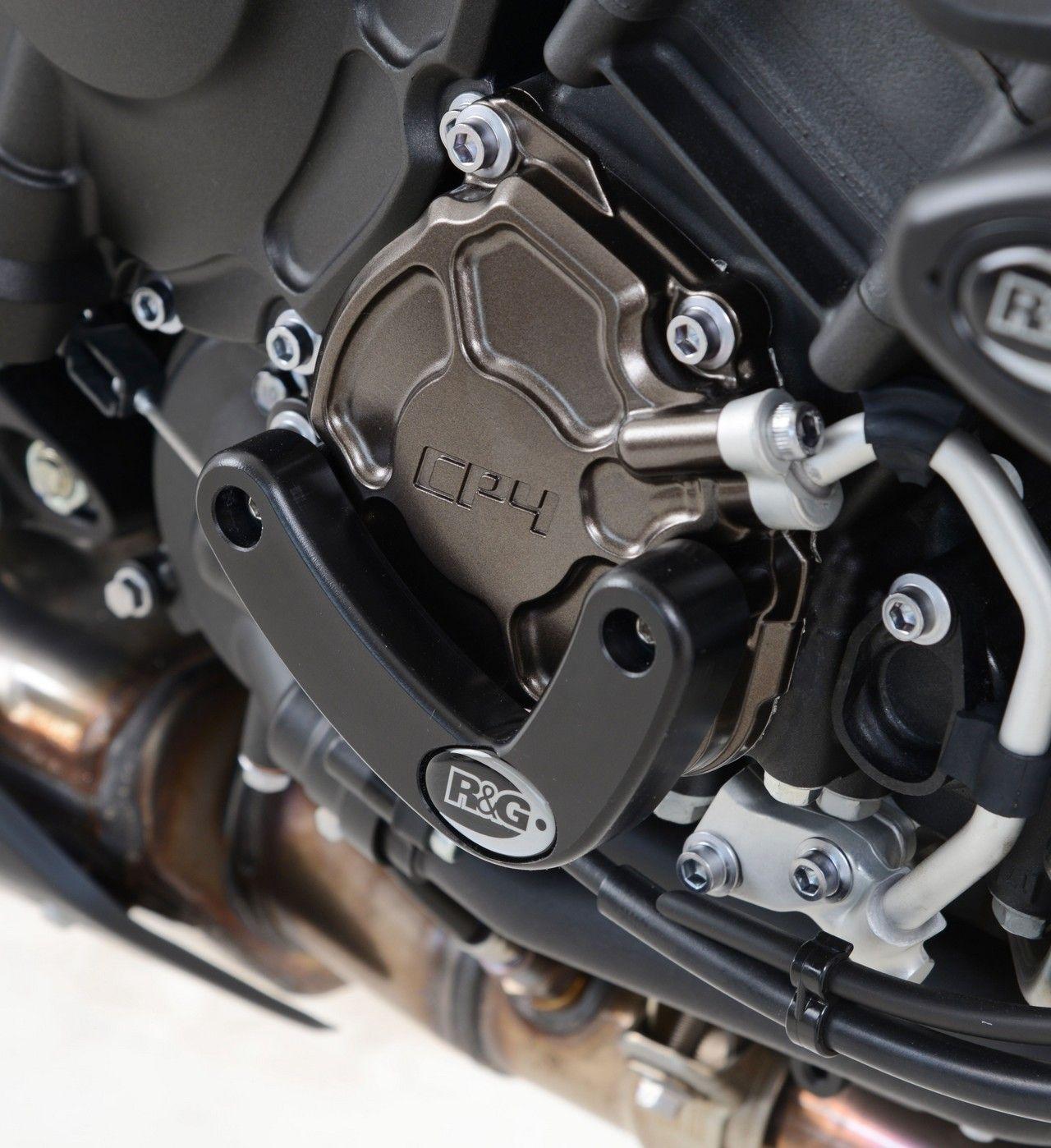 【R&G】引擎 保護滑塊 (防倒球)