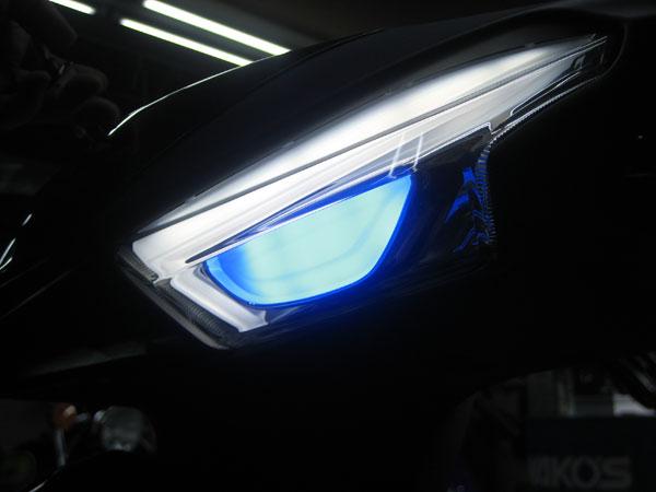 【M-SOUL】LED方向燈組(流動式方向燈)