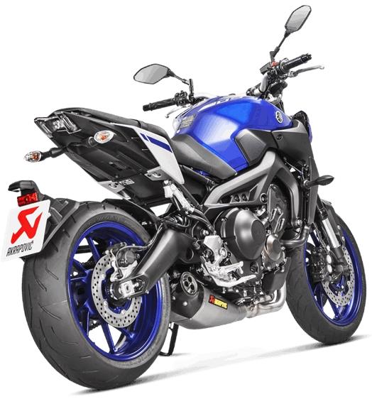 【AKRAPOVIC(蠍子管)】e4仕様 Racing Line (3-1) 全段排氣管