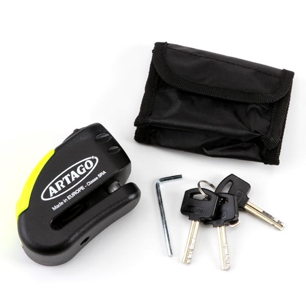 【ARTAGO】30X SENSOR ARARM DISC 警報器碟盤鎖