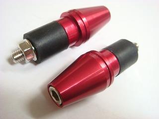 平衡端子 (紅色)