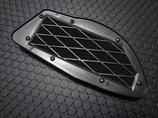 KOSO*KN 高流量空氣濾芯 [CygnusX] (黑色)