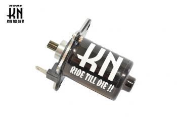 【KN企劃】起動馬達 (HONDA系列 縱置 引擎系統 強化型 黑色)