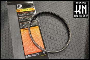【KN企劃】日本製強化V型皮帶系列 JOG100 RS100 CUXI RSZ
