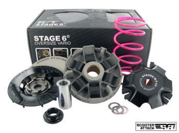 【KN企劃】加大普力盤套件 Variator Kit Stage6 R/T