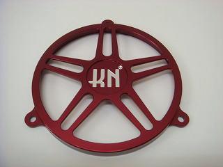 【KN企劃】電鍍風扇蓋 KN 09年 Model (紅色)