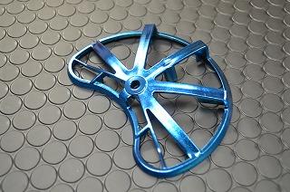 傳動箱濾網外蓋 (藍色)