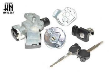 【KN企劃】主鑰匙/鎖芯/油箱蓋/置物盒鑰匙