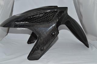 【KN企劃】碳纖維 前土除