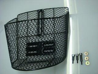 【KN企劃】通用 前置物籃 - 「Webike-摩托百貨」