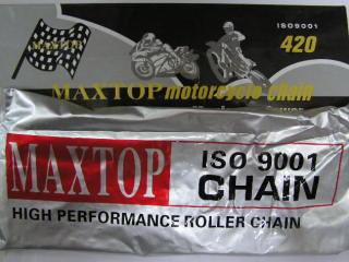硬質鏈條 420-100pc