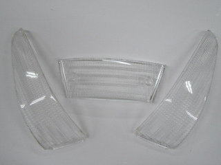 透明燈殼組