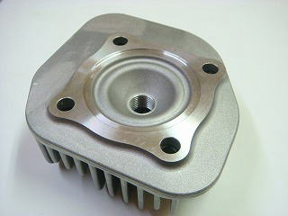 【KN企劃】加大缸徑  55mm専用 大型散熱片 汽缸頭