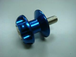 【KN企劃】牌照螺絲 Type F (藍色) - 「Webike-摩托百貨」