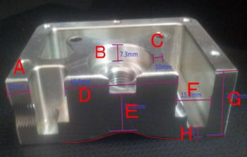 【KN企劃】水冷汽缸頭