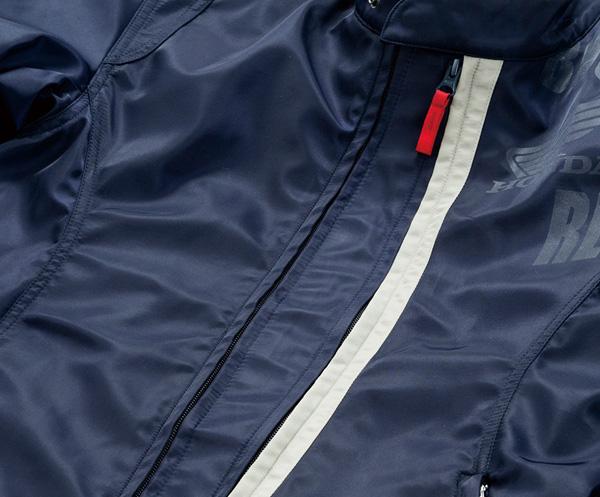 【HONDA RIDING GEAR】【HONDA×SHINICHIRO ARAKAWA】騎士布勞森外套 - 「Webike-摩托百貨」