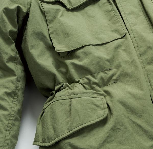 【HONDA RIDING GEAR】【Honda×AVIREX】M-65 外套 外套