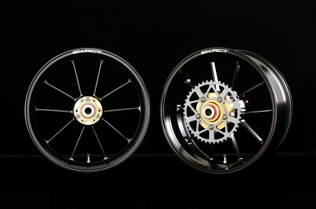 【ADVANTAGE】EXACT II  RACING 10 全鍛造鋁合金輪框