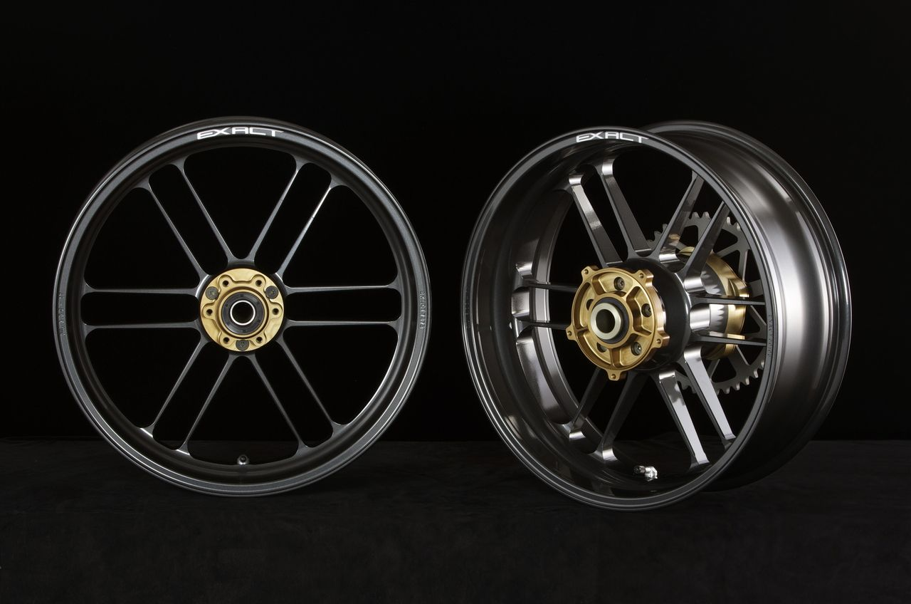 【ADVANTAGE】EXACT II  全鍛造鋁合金輪框
