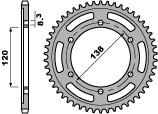 【PBR】ACB 40齒鋼製後齒盤/ 525鏈條/ Honda NC30 VFR400R