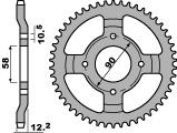 【PBR】ACB 50齒鋼製後齒盤/ 428鏈條/ Honda 125 Cityfly