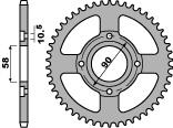【PBR】PBR 33齒鋼製後齒盤/ 520鏈條/ Honda CMX250 REBEL