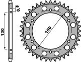 【PBR】ACB 40齒鋼製後齒盤/ 530鏈條/  Honda NS400RF