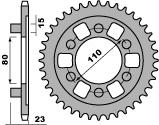 【PBR】ACB 36齒鋼製後齒盤/ 525鏈條