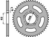 【PBR】PBR 40齒鋼製後齒盤/ 520鏈條/ Aprilia Pegaso 125