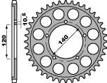 【PBR】ACB 43齒鋼製後齒盤/ 530鏈條