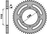 【PBR】ACB 46齒鋼製後齒盤/ 420鏈條