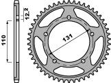 【PBR】ACB 44齒鋼製後齒盤/ 525鏈條/ BMW S1000RR