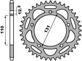 【PBR】44齒鋼製後齒盤/  520鏈條/ BMW S1000RR