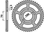 【PBR】ACB 45齒鋼製後齒盤/ 525鏈條/ S1000RR HP4 525 BMW