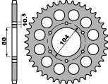 【PBR】PBR 40齒鋼製後齒盤/ 630鏈條/