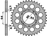 【PBR】ACB 41齒鋼製後齒盤/ 525鏈條/ Suzuki GT250K, L, M