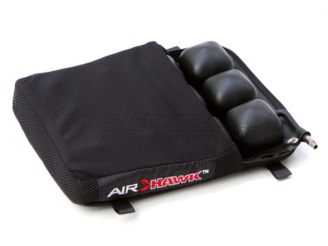 【SW-MOTECH】透氣坐墊 Comfort S(AIRHAWK(R) Cushion Comfort S)■
