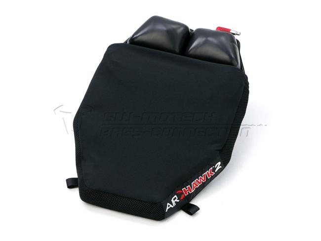 【SW-MOTECH】透氣坐墊 Comfort L(AIRHAWK(R) Cushion Comfort L)■