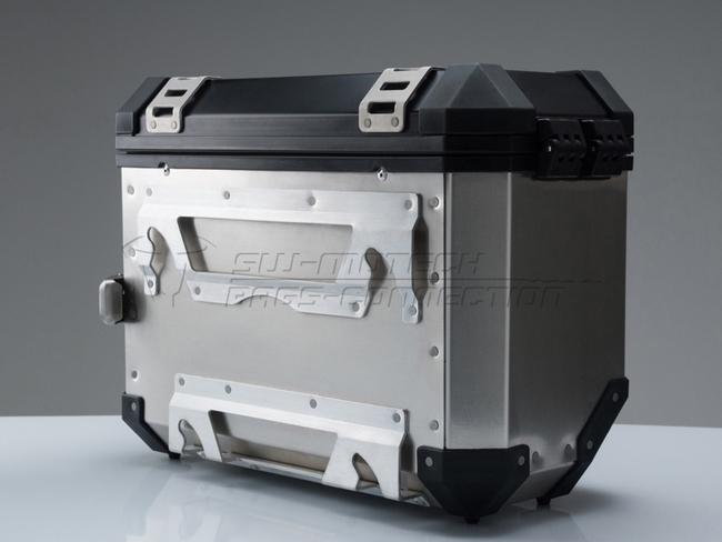 【SW-MOTECH】TRAX EVO 側行李箱 左側