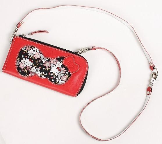 【DEGNER】皮革智慧型手機皮夾
