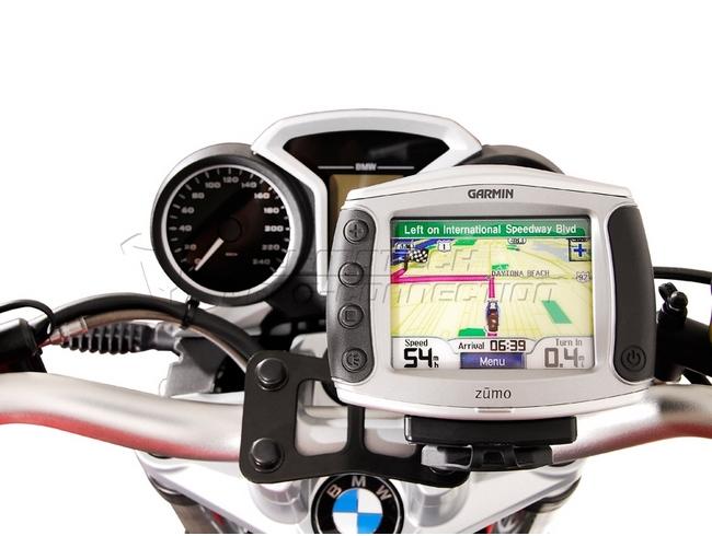 【SW-MOTECH】快拆型GPS安裝支架