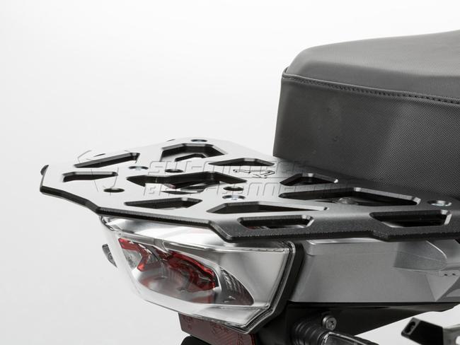 【SW-MOTECH】(鋁合金後貨架)用位置調整套件 (ALU-RACK Lowering Kit)■